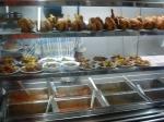 the menu at Mohammed's