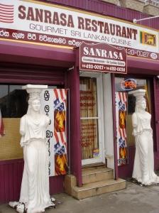 San Rasa Restaurant, Tompkinsville, Staten Island