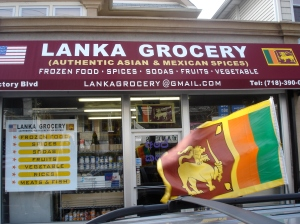 The new Lanka Grocery (formerly Grocery Lanka)