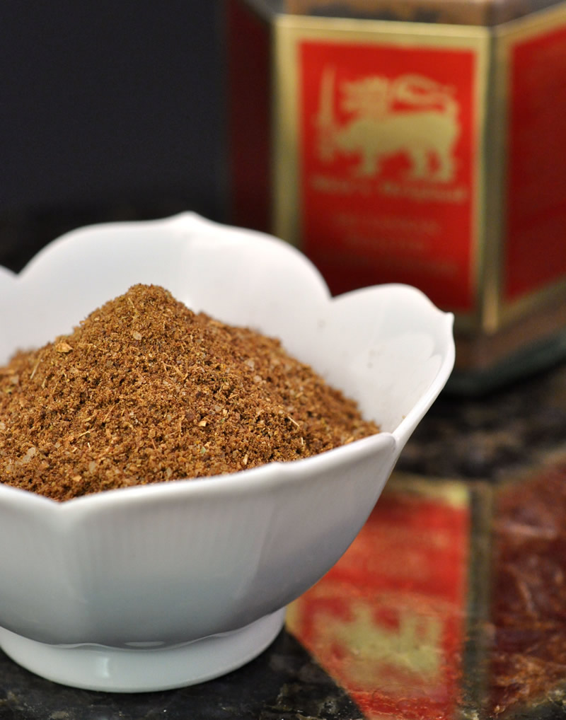 Skiz's Original RAW Sri Lankan Curry Powder