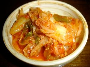 kimchi in Dublin