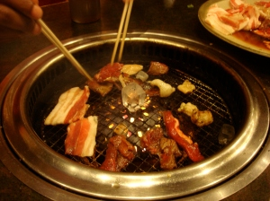 yakiniku--one of my faves