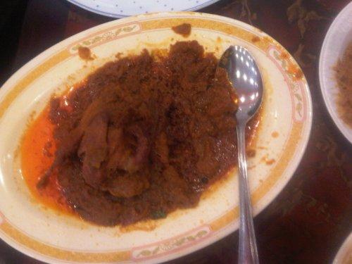 quail curry