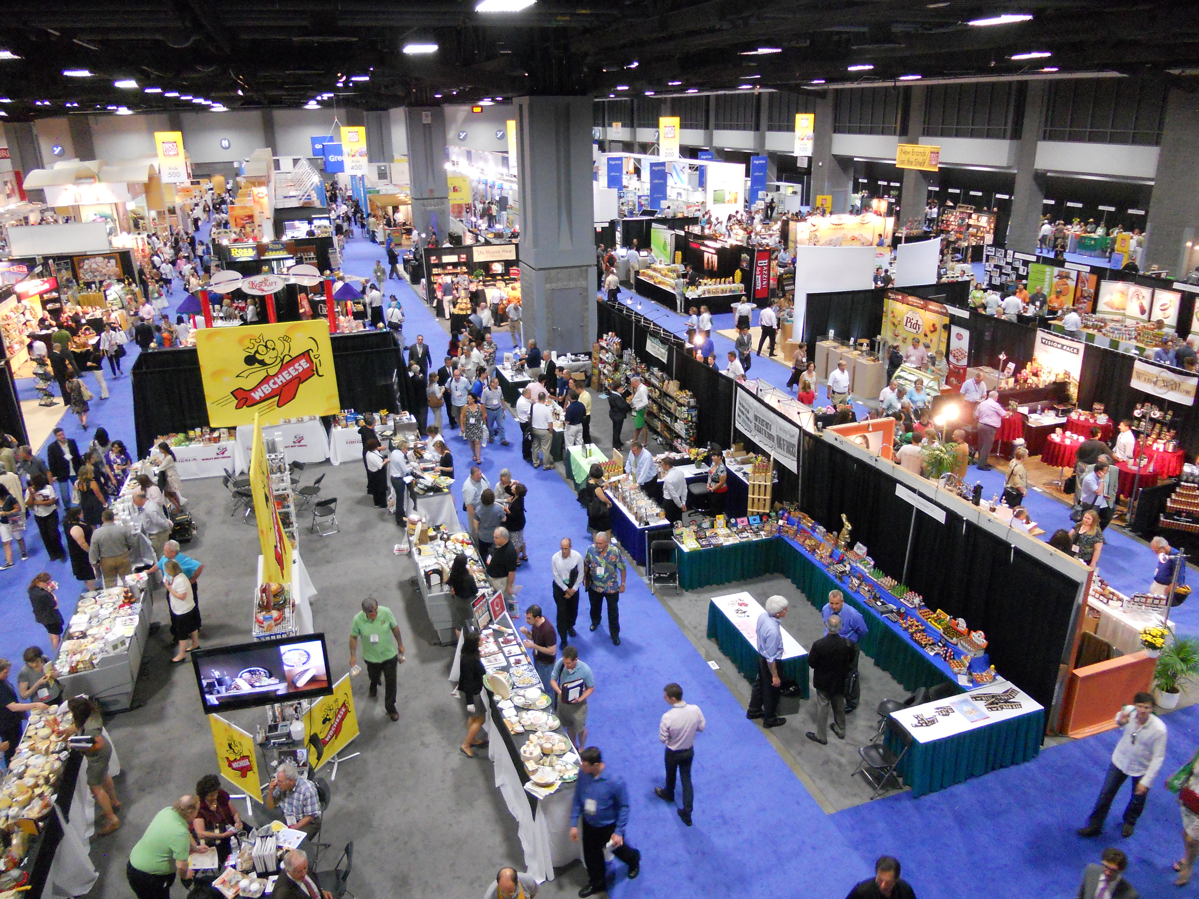 As a novice last year  I remember eating my way down a random aisle at the  Jacob Javits Center in New York  On either side  friendly  smiling faces  enticed  NASFT Fancy Food Show   Washington DC  July 10 12 2011   Rice   Curry. Fancy Food Show New York Address. Home Design Ideas