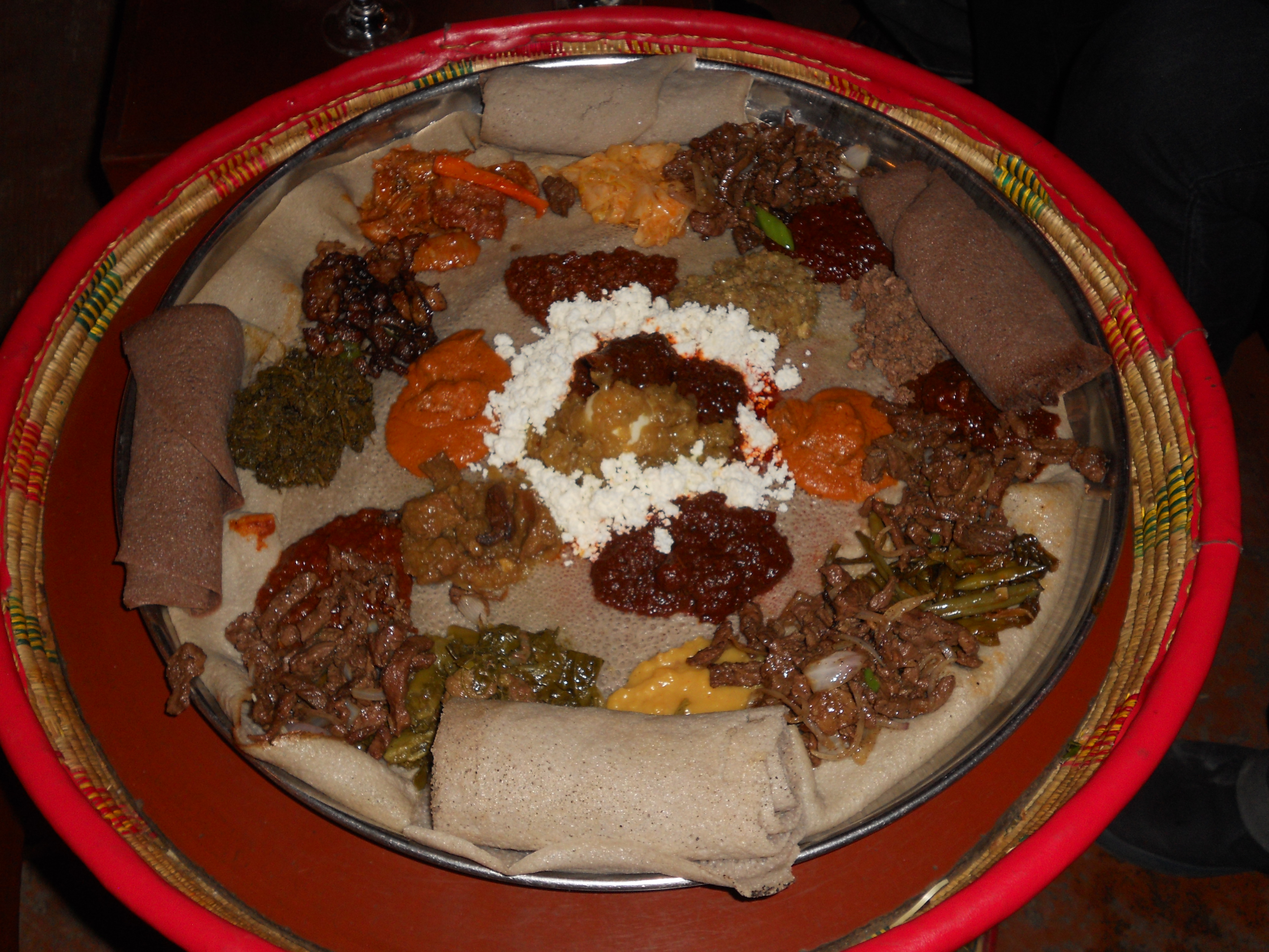 ethiopian cultural food For a crash course guide on ethiopian food, here are some tips on ethiopian dining etiquette and a list of the best local dishes to try.