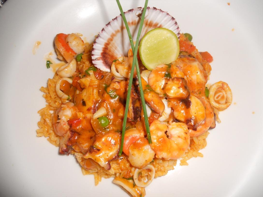 Adventures in Dining: La Rosa Nautica – Lima, Peru – Rice & Curry