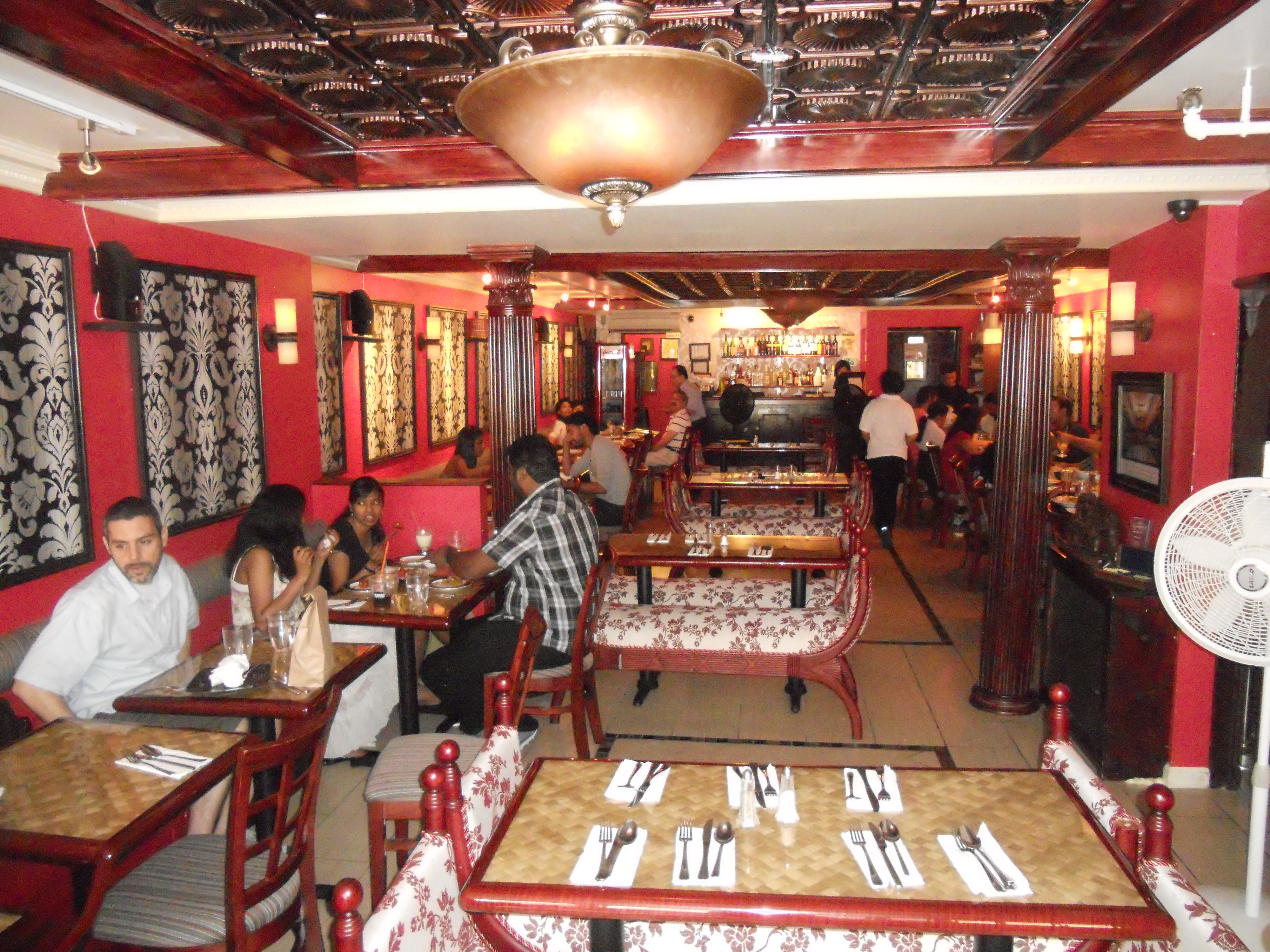Nyc s anjappar restaurant for authentic chettinad for Anjappar chettinad south indian cuisine