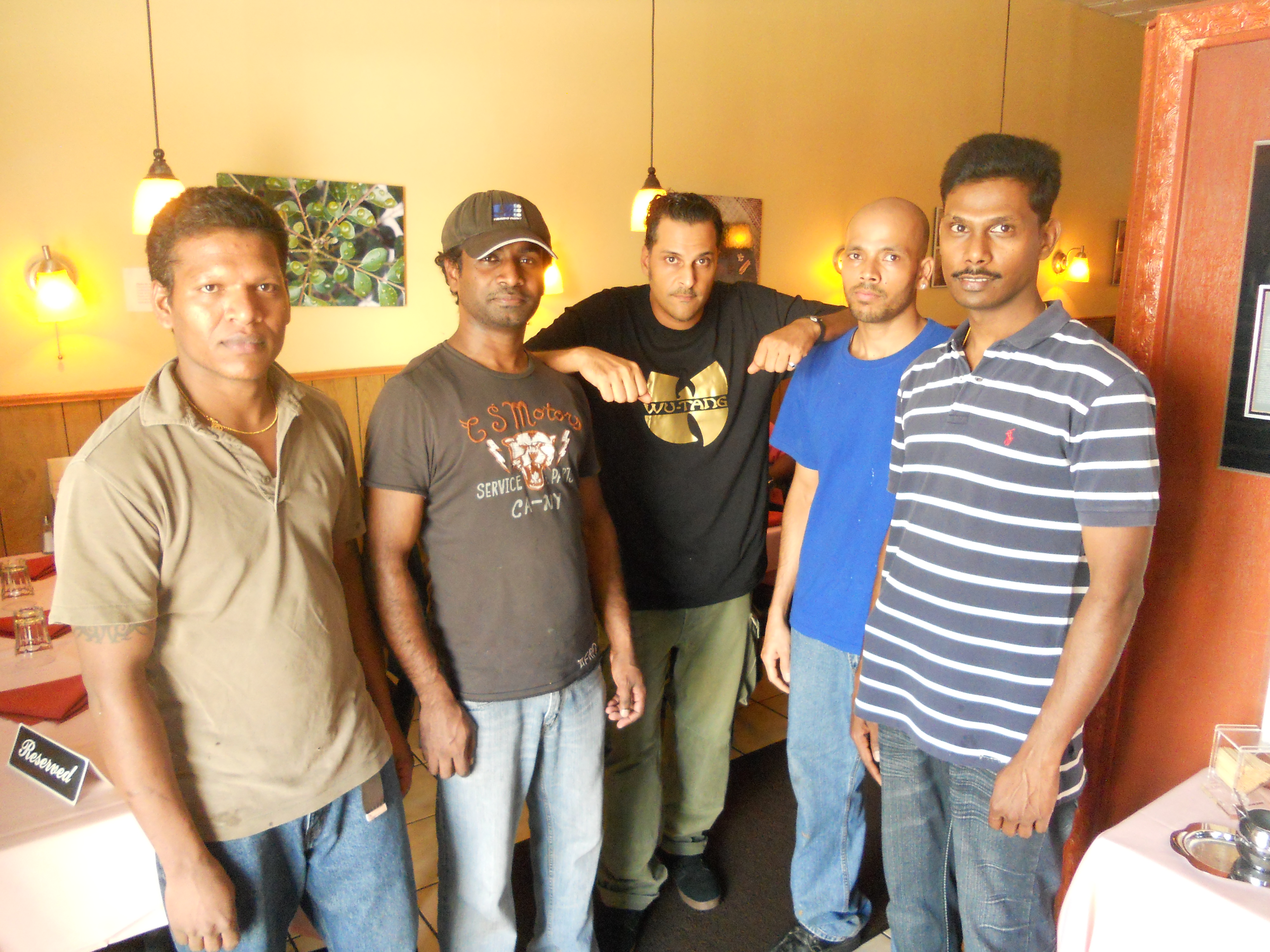 Charming With The Crew At Dosa Garden