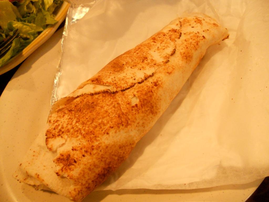 lamb shawarma