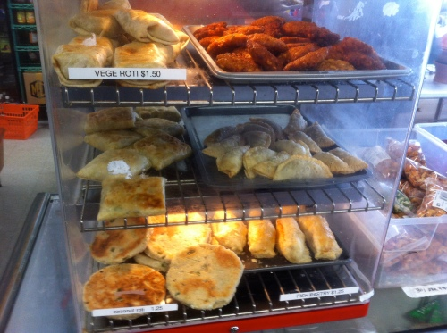 "A selection of  Sri Lankan ""short-eats"" at Spice Lanka"